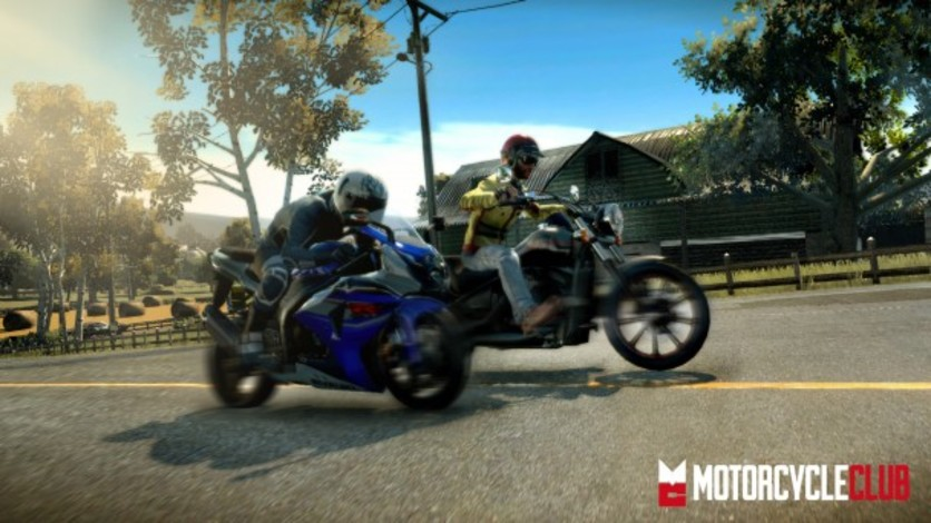 Screenshot 3 - Motorcycle Club