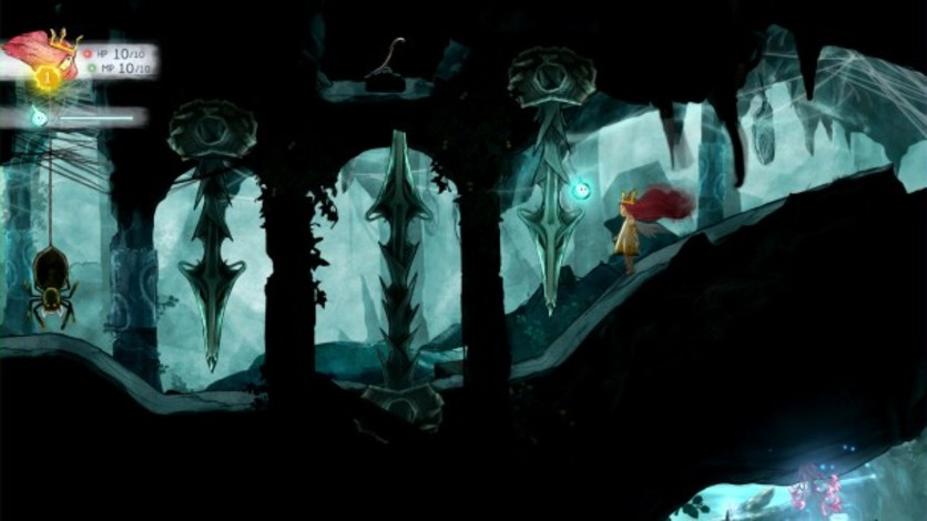 Screenshot 2 - Child of Light