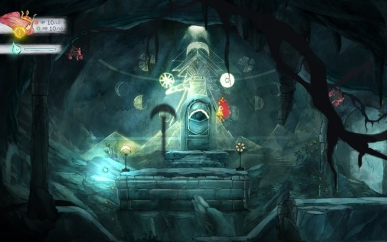 Screenshot 8 - Child of Light