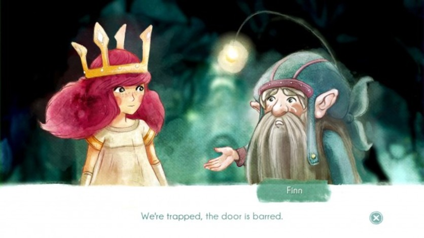 Screenshot 6 - Child of Light