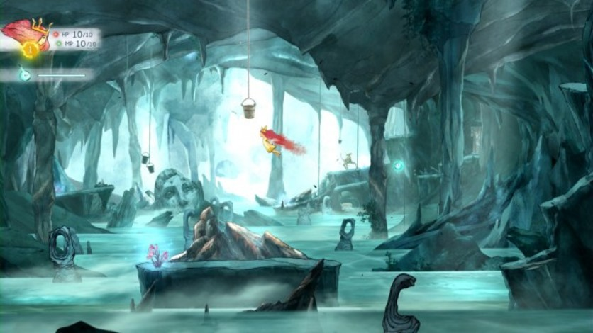 Screenshot 5 - Child of Light