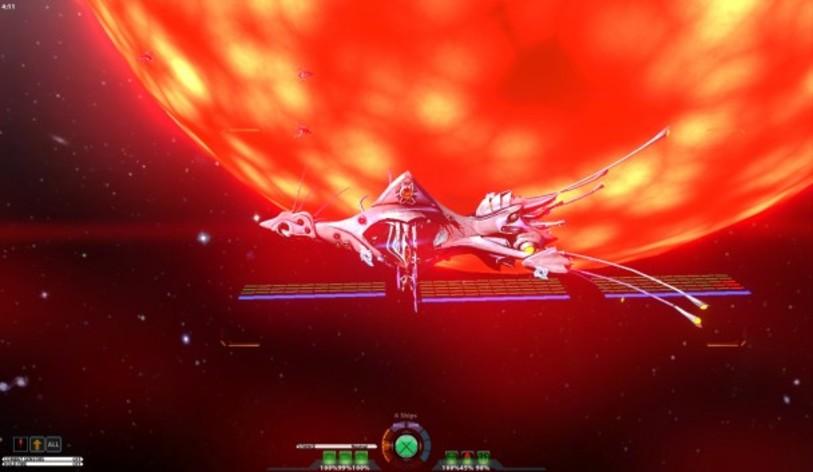 Screenshot 5 - Sword of the Stars II: Lords of Winter