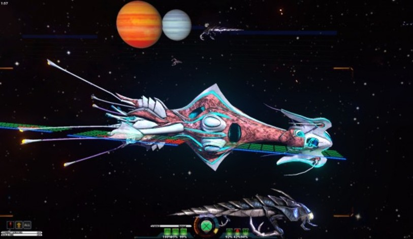 Screenshot 9 - Sword of the Stars II: Lords of Winter