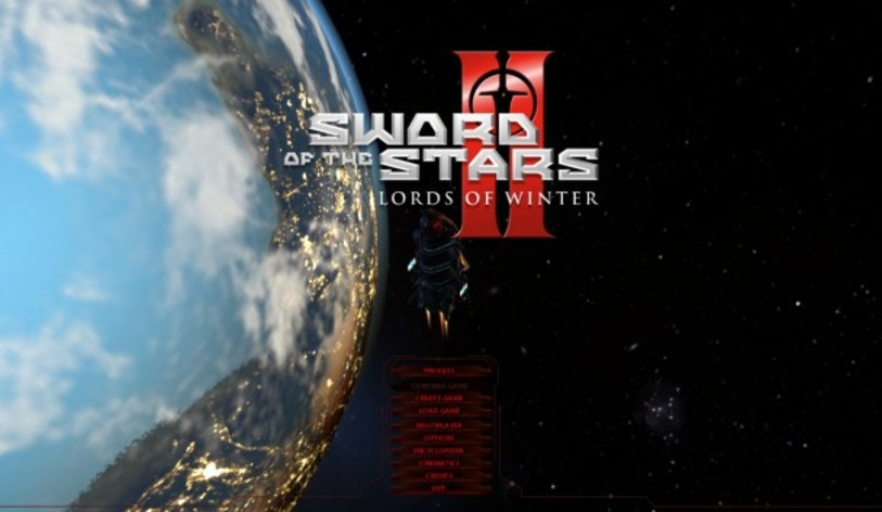Screenshot 4 - Sword of the Stars II: Lords of Winter