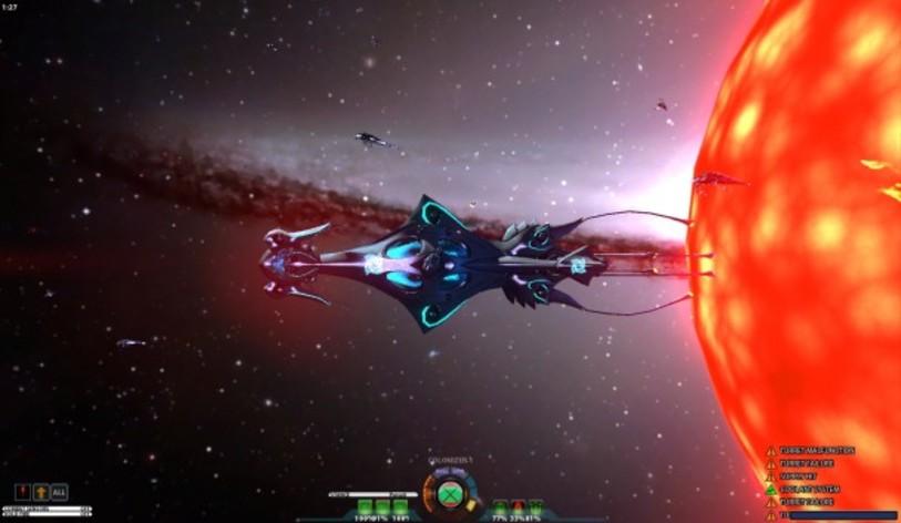 Screenshot 3 - Sword of the Stars II: Lords of Winter