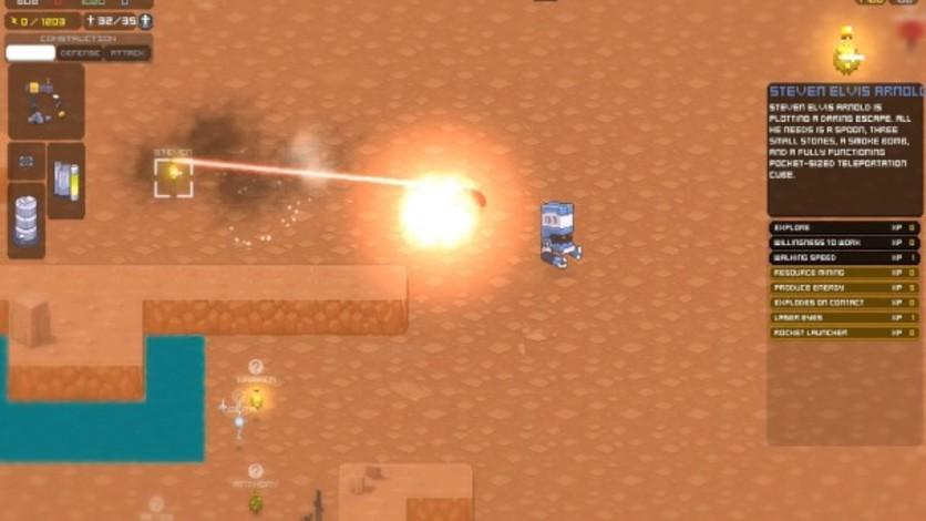 Screenshot 4 - Freaking Meatbags