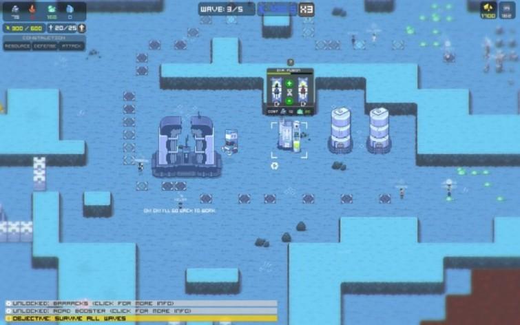 Screenshot 3 - Freaking Meatbags