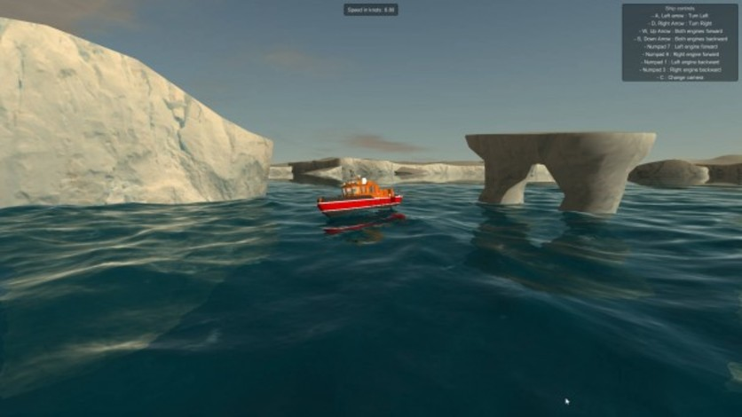 Screenshot 8 - European Ship Simulator