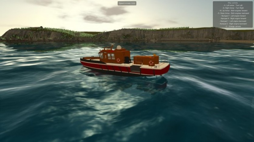 Screenshot 5 - European Ship Simulator