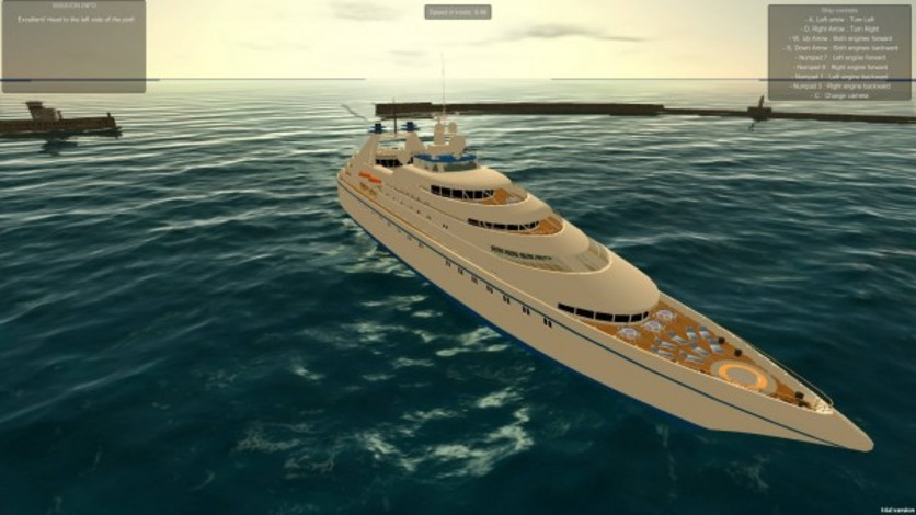 Screenshot 9 - European Ship Simulator