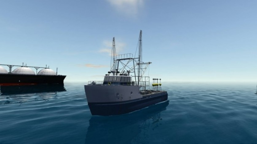 Screenshot 3 - European Ship Simulator
