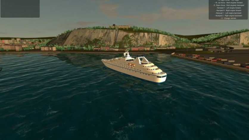 Screenshot 6 - European Ship Simulator