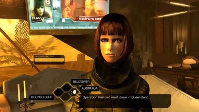 Screenshot 2 - Deus Ex: The Fall
