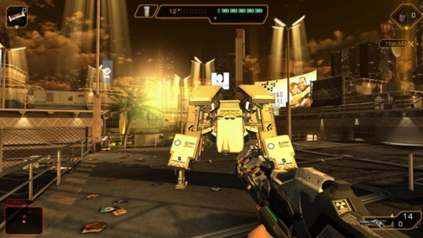 Screenshot 3 - Deus Ex: The Fall