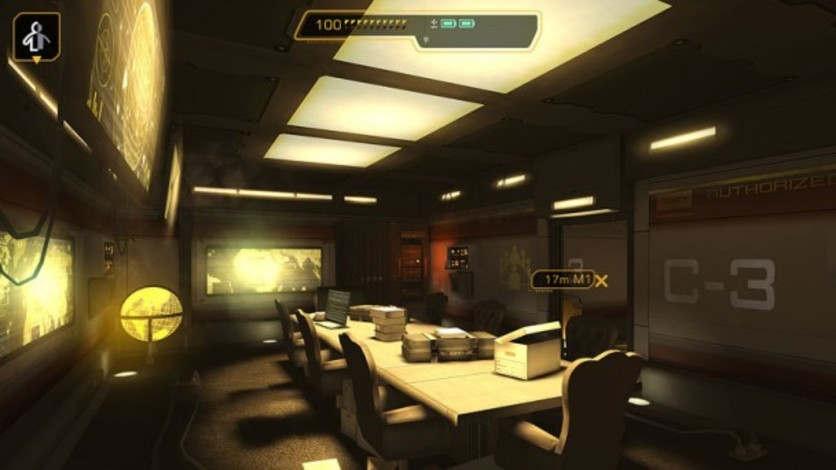 Screenshot 1 - Deus Ex: The Fall
