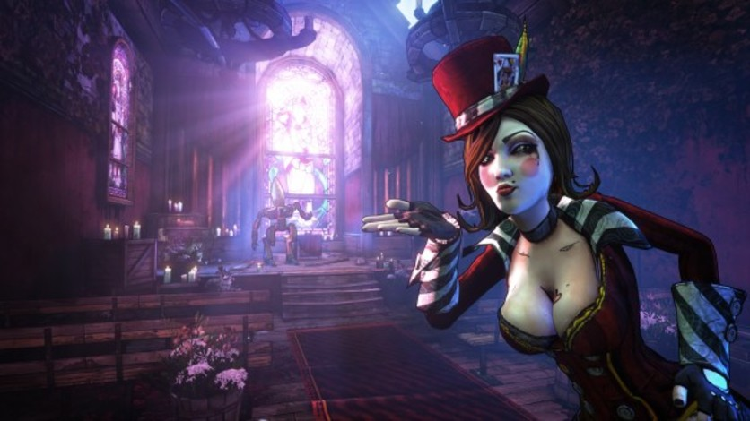 Screenshot 3 - Borderlands 2: Headhunter 4: Wedding Day Massacre