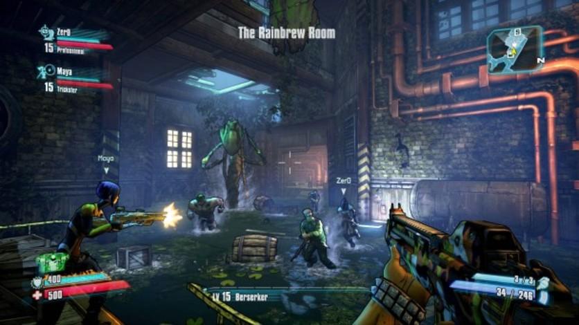 Screenshot 4 - Borderlands 2: Headhunter 4: Wedding Day Massacre