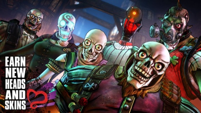 Screenshot 1 - Borderlands 2: Headhunter 4: Wedding Day Massacre