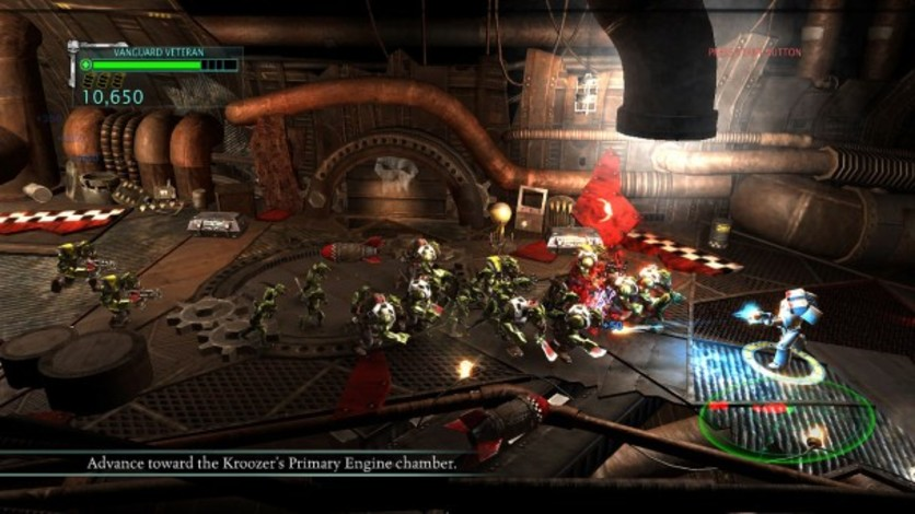 Screenshot 9 - Warhammer 40.000: Kill Team