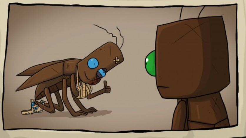 Screenshot 14 - Journey of a Roach