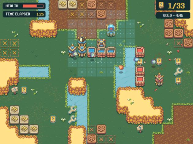 Screenshot 3 - Cubetractor