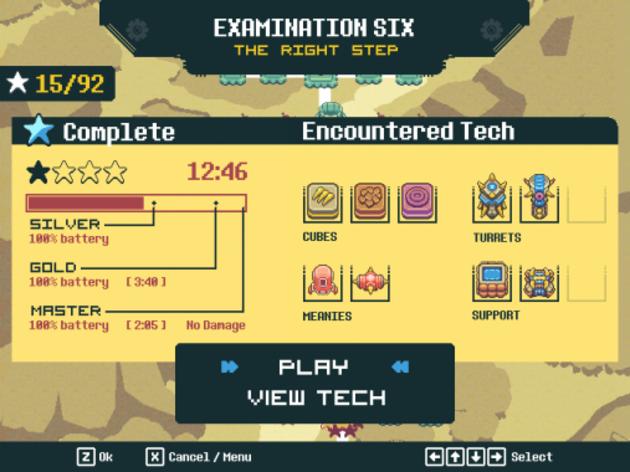 Screenshot 6 - Cubetractor