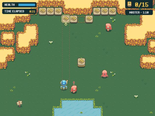 Screenshot 4 - Cubetractor