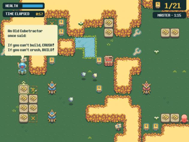 Screenshot 7 - Cubetractor