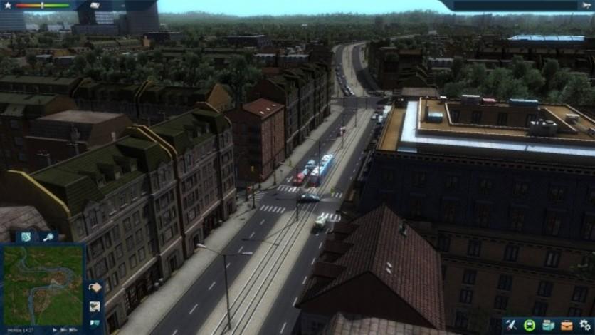 Screenshot 5 - Cities in Motion 2: European Cities