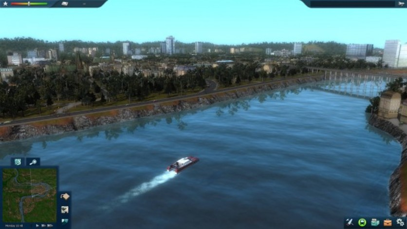 Screenshot 3 - Cities in Motion 2: European Cities