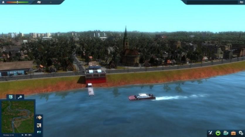 Screenshot 4 - Cities in Motion 2: European Cities
