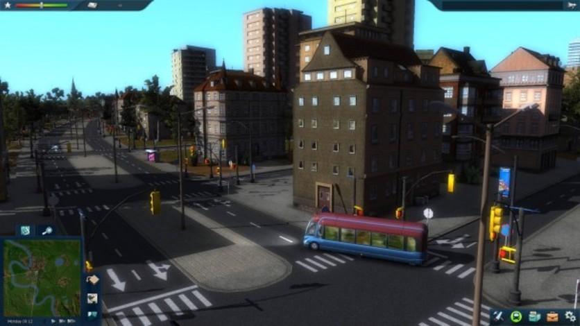 Screenshot 1 - Cities in Motion 2: European Cities