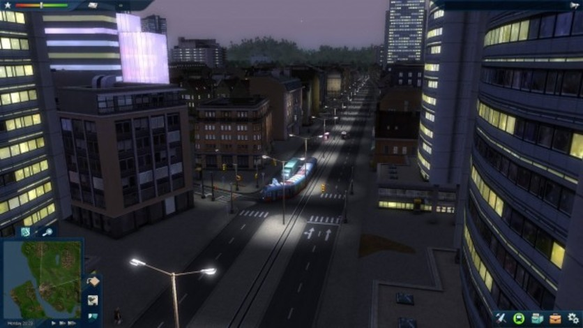 Screenshot 9 - Cities in Motion 2: European Cities