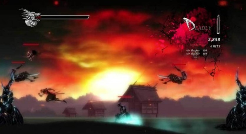 Screenshot 2 - Onikira - Demon Killer
