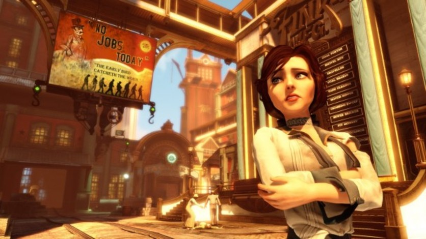 Screenshot 6 - BioShock Infinite (MAC)