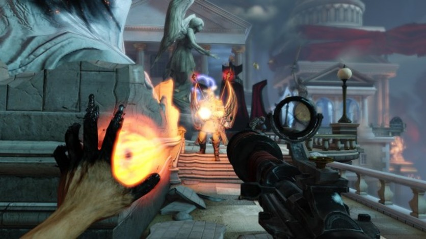 Screenshot 3 - BioShock Infinite (MAC)