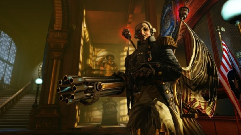 Screenshot 4 - BioShock Infinite (MAC)