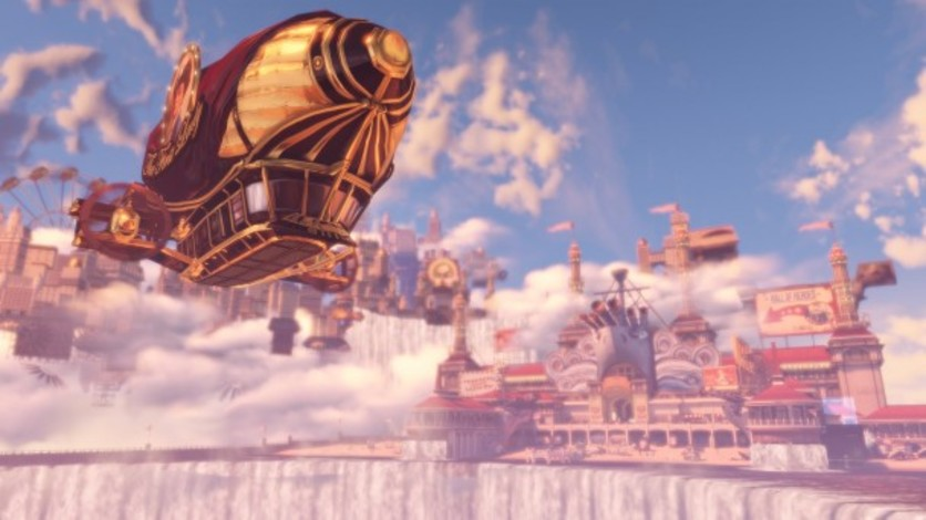 Screenshot 2 - BioShock Infinite (MAC)