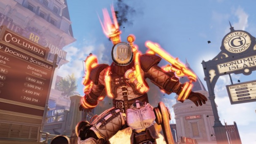 Screenshot 5 - BioShock Infinite (MAC)