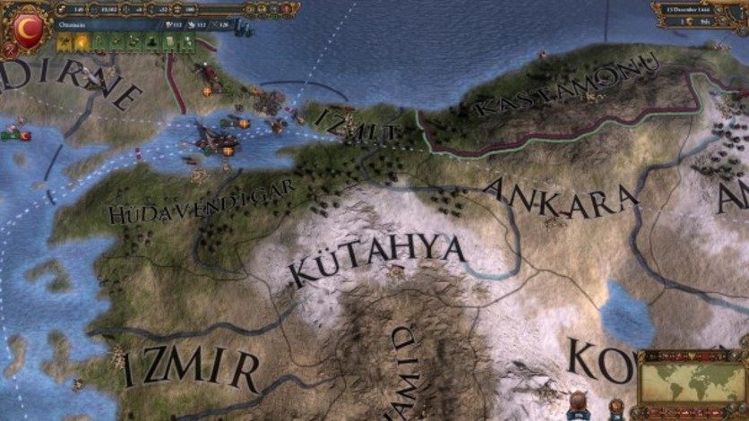 Screenshot 3 - Europa Universalis IV: National Monuments II