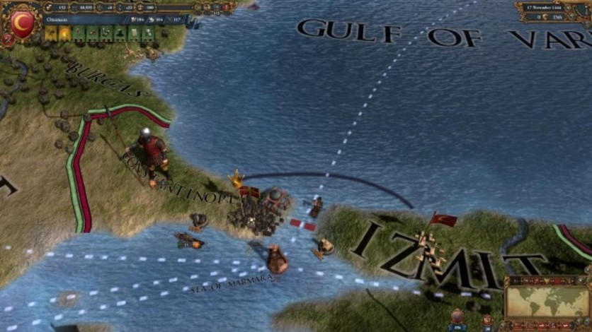 Screenshot 5 - Europa Universalis IV: National Monuments II