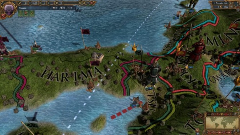 Screenshot 1 - Europa Universalis IV: National Monuments II