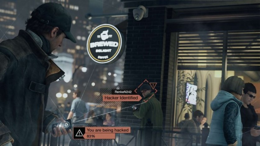 Screenshot 9 - Watch Dogs