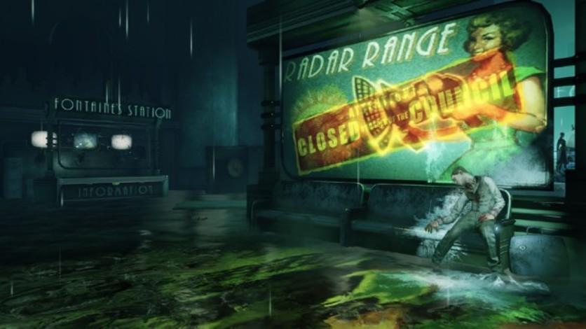 Screenshot 2 - Bioshock Infinite: Burial at Sea - Episode 1 (MAC)