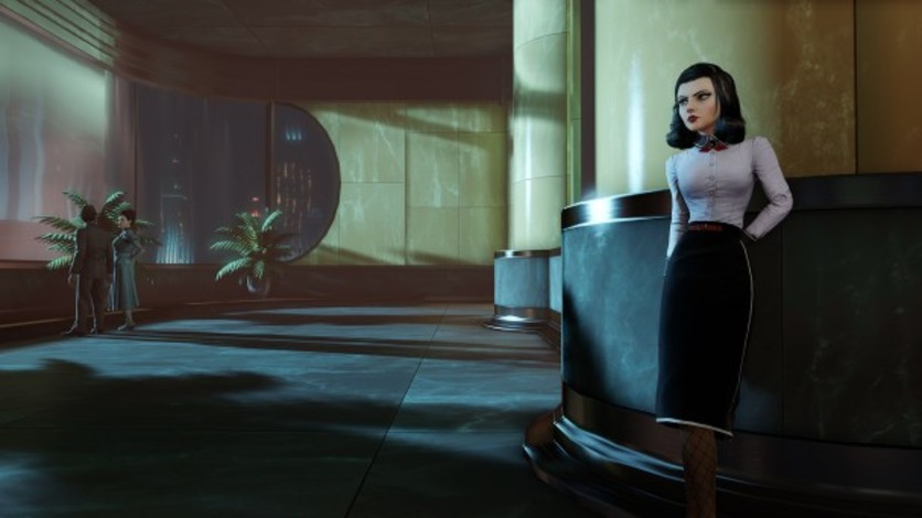Screenshot 3 - Bioshock Infinite: Burial at Sea - Episode 1