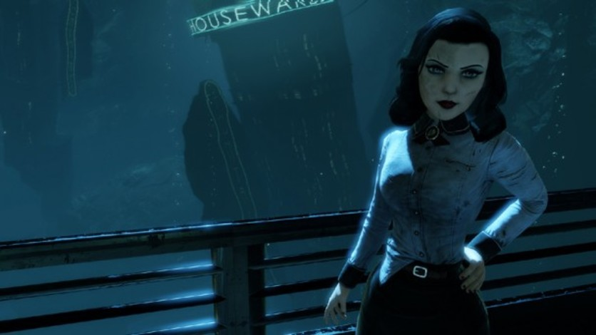 Screenshot 6 - Bioshock Infinite: Burial at Sea - Episode 1