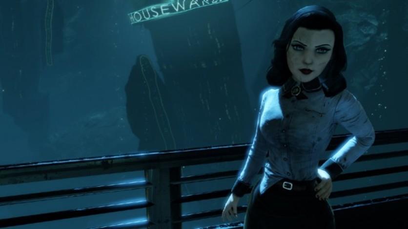 Screenshot 6 - Bioshock Infinite: Burial at Sea - Episode 1 (MAC)