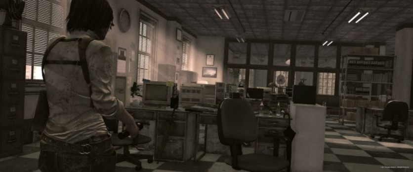 Screenshot 1 - The Evil Within - The Consequence