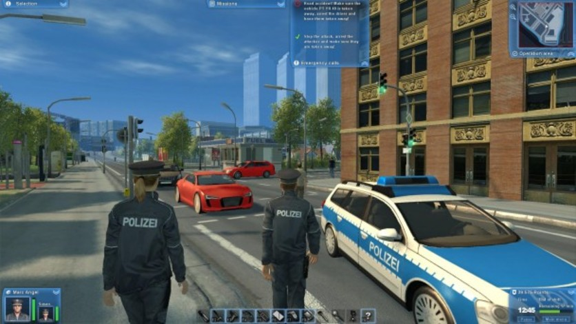 Screenshot 5 - Police Force 2