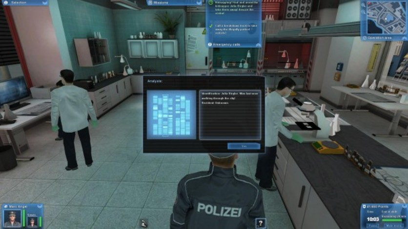 Screenshot 1 - Police Force 2